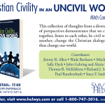 Christian Civility is at the Printers
