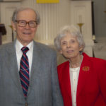 Thankful Thursday –  Janice and Dr. Malcolm Clark