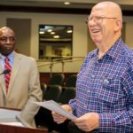 Mayor Keith Summey Proclaims 10th. Say Something Nice Day