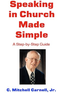Speaking In Church Made Simple