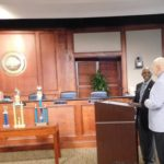 Mayor Summey Issues 12th, Say Something Nice Day Proclamation